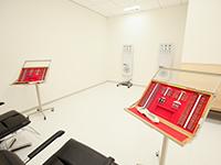 視力検査スペース