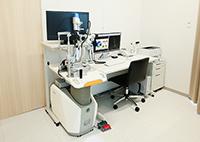 眼科専門医による診療